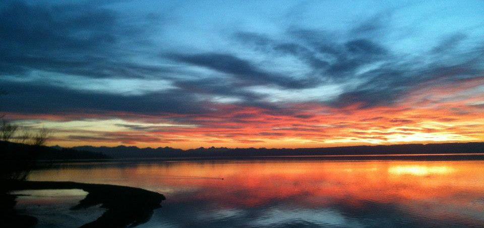 Ammersee Sonnenuntergang | MAEHA Life Coaching |OMEGA Health Coaching - OMEGA Healing in München